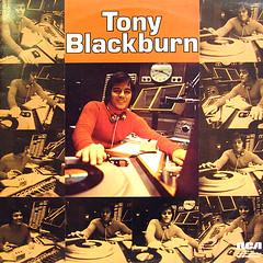 Tony Blackburn - Tony Blackburn (The Downstairs Lounge) Tags: dj album vinyl jungle wig lp record tonyblackburn radioone poptastic