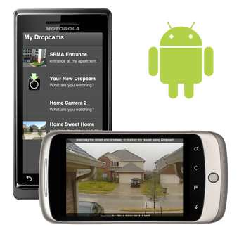 Dropcam android