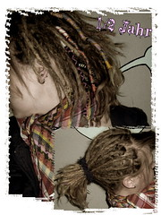 my dreads... (gwenabee1984) Tags: dreadlocks dreads dreadhead
