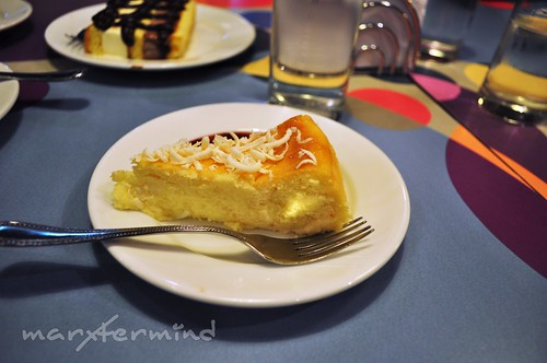 Calea_White Chocolate Cheesecake