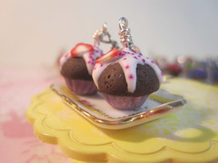 IMG_5408 (CandiWare) Tags: cake dessert fun miniature candy treats stickers mini jewelry cupcake sprinkles kawaii icing cameo earrings resin necklaces shoppe