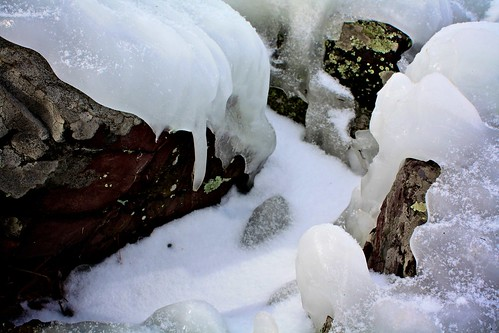 Rocks, Ice, and Snow