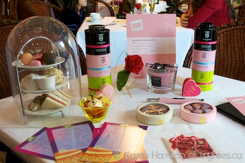 Urban Tea Merchant: Sweetheart afternoon tea