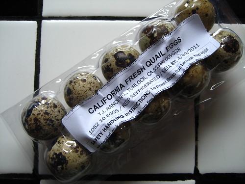quail egg indulgence cake