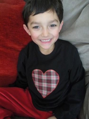 Heart Shirt 1