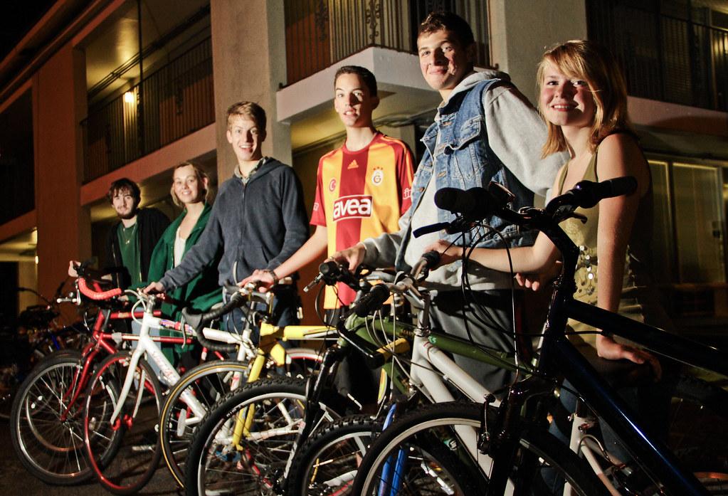 Day 96: Bike Gang