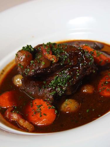 Beef Bourguignon ($29++)