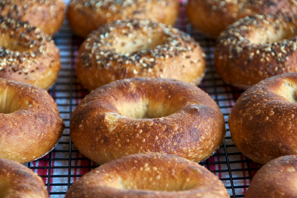 Sunday Morning Bagels