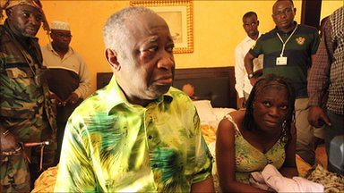 Ivorian President Laurent Gbagbo was overthrown and seized by French military forces backed by the Secretary General of the United Nations. Gbagbo had challenged the right of France and the western states to remove him from office. by Pan-African News Wire File Photos