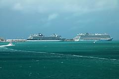 T06710 (joekerstef) Tags: bermuda cruise hal hollandamericaline veendam ships celebrity summit norwegianbreakaway
