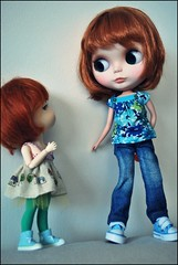 Louie: Ohhh who are you!!??