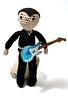 guitar guy (callie callie jump jump) Tags: boy musician burlington toy doll vermont guitar crochet felt plush amigurumi urbanfarmgirl erinnsimon