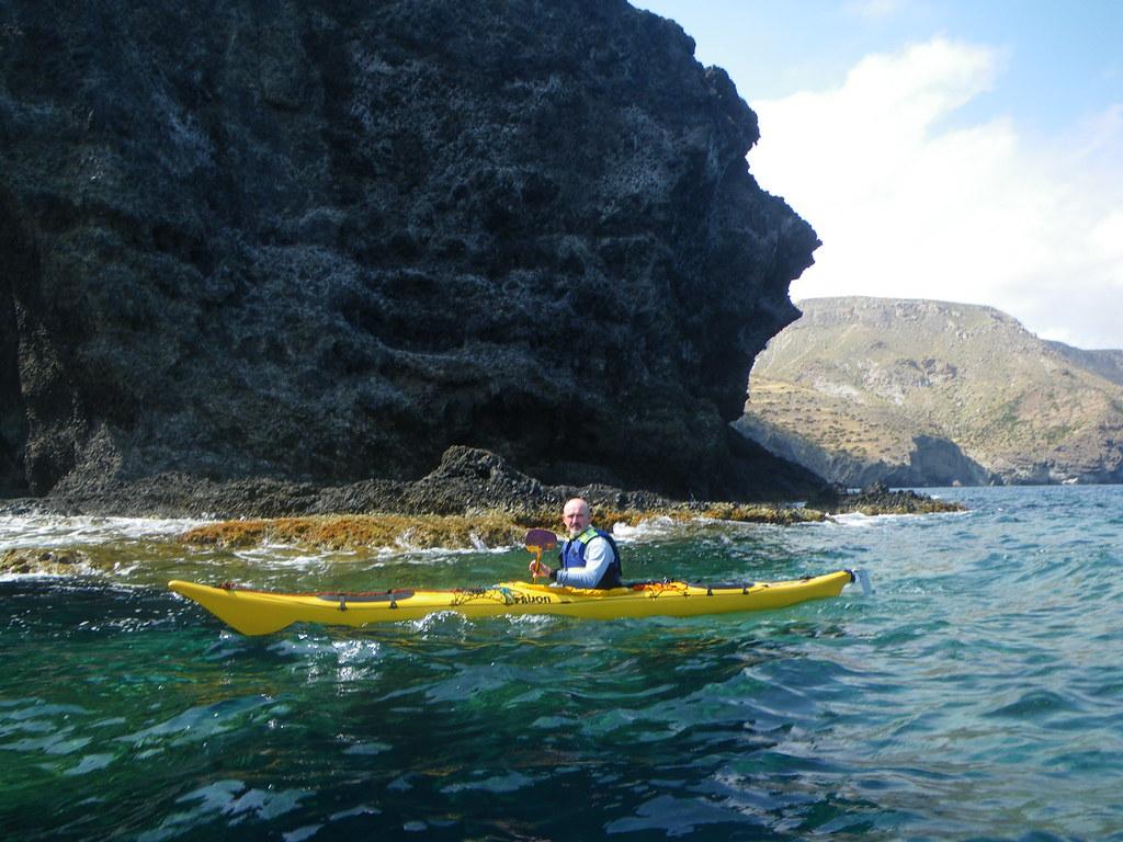 Cabo de Gata en kayak 243
