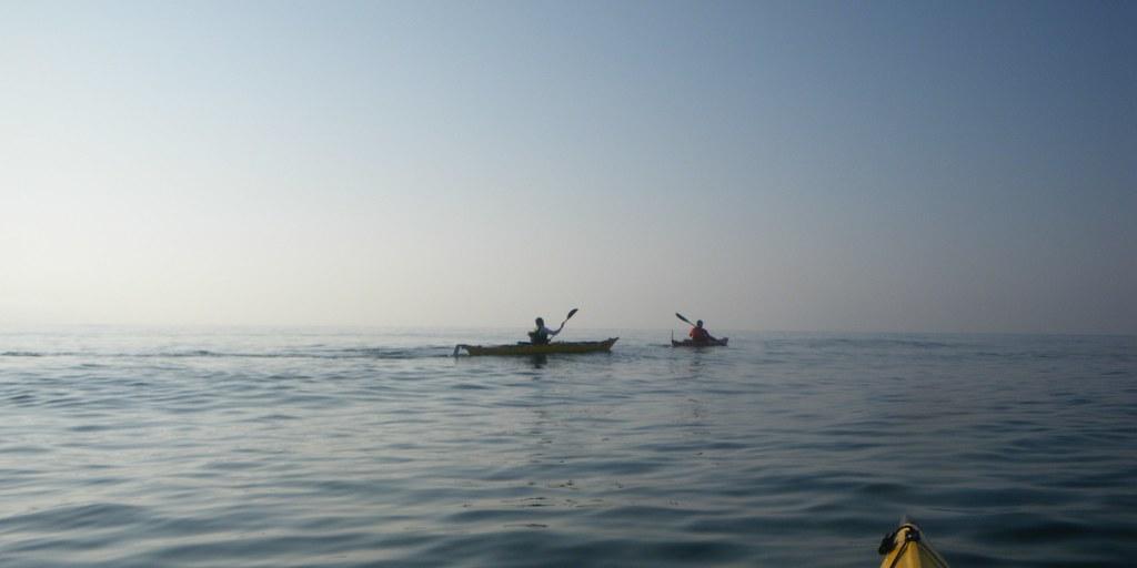 Cabo de Gata en kayak 282