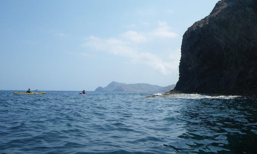 Cabo de Gata en kayak 195