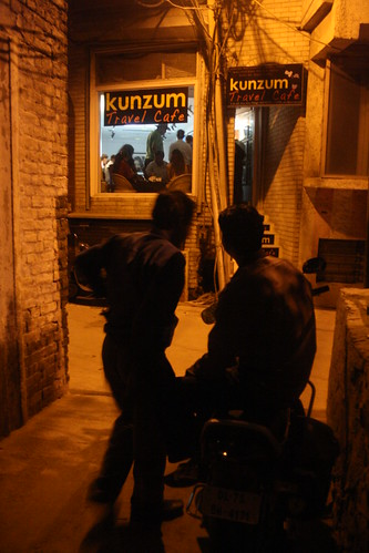 City Hangout - Kunzum Travel Café, Hauz Khas Village
