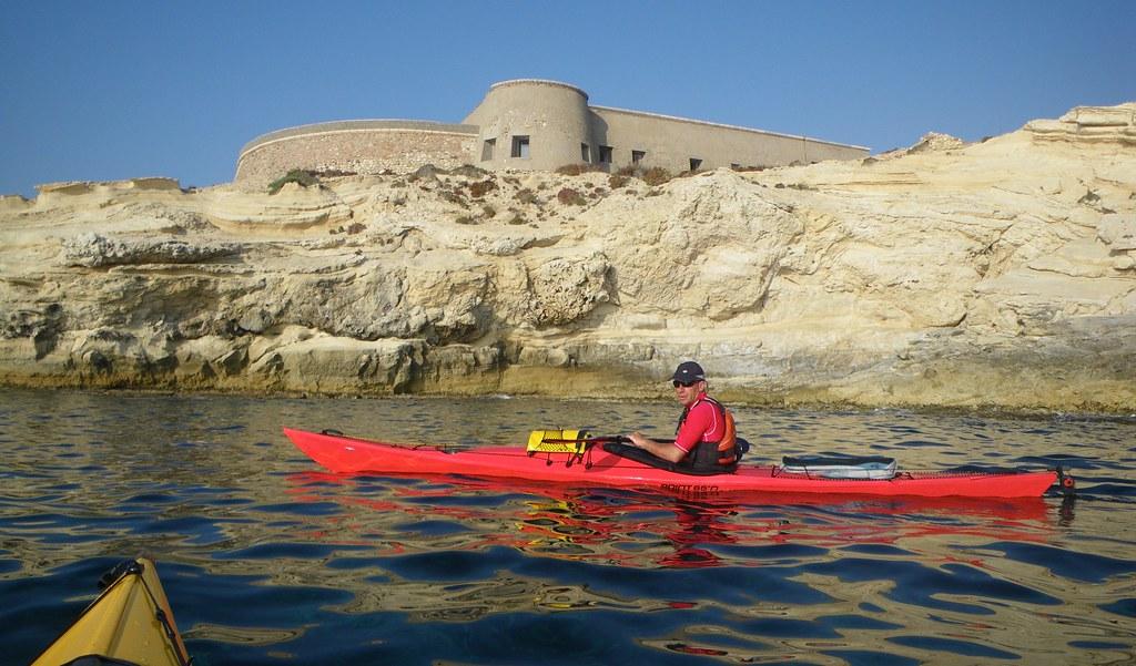 Cabo de Gata en kayak 315