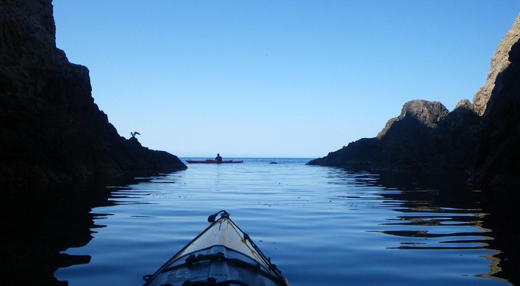 Cabo de Gata en kayak 551