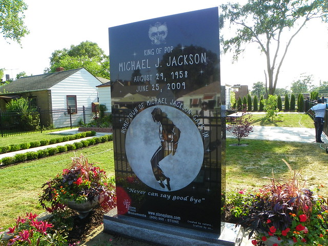Michael Jackson Family House