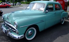 1951 Plymouth Cranbrook (D70) Tags: canada classic cars port bc antique britishcolumbia orphan annual autos 11th portmoody moodys showshine