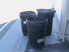 Semco Plastics 32 Gallon Garbage Cans (Sanitation94 Photography) Tags: trash garbage can bin garbagecan trashcan sanitation wastebin solidwaste trashcontainer
