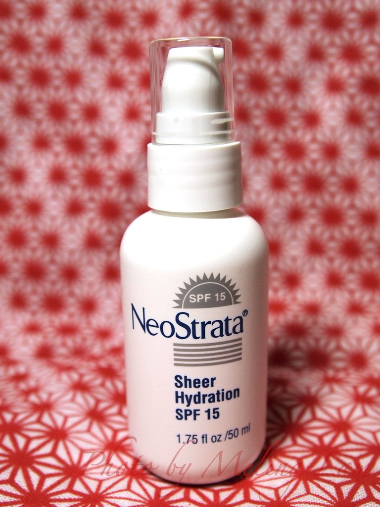 neostrata Sheer Hydration SPF15