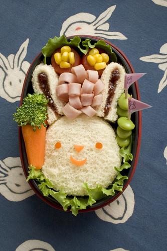 Bunny bento - parenting.com