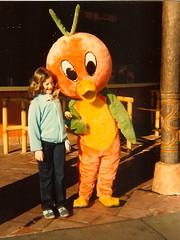 Kristen & The Orange Bird 1981
