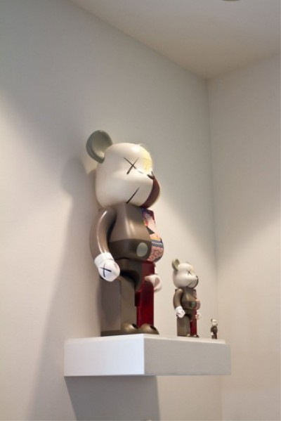 KAWS Show at the Aldrich Contemp Museum