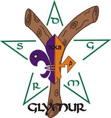 Logotipo Clan Glymur