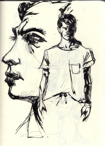 Brood sketch