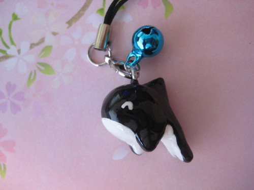 Orca Charm