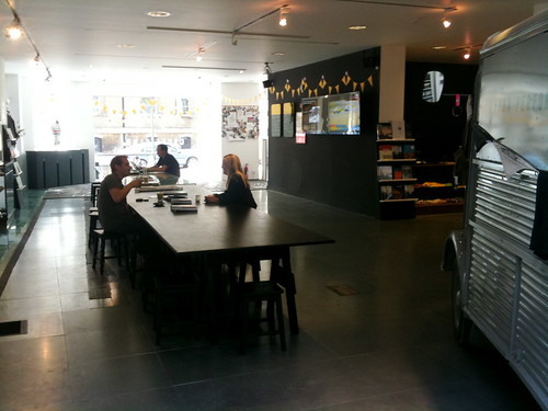Rapha Cafe