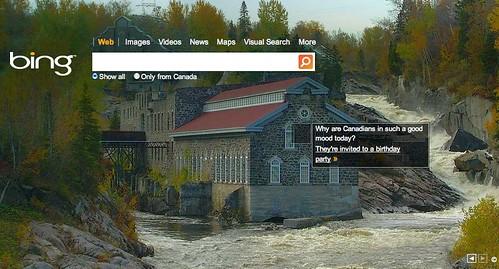 Bing Canada