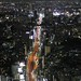 Tokyo from above at night