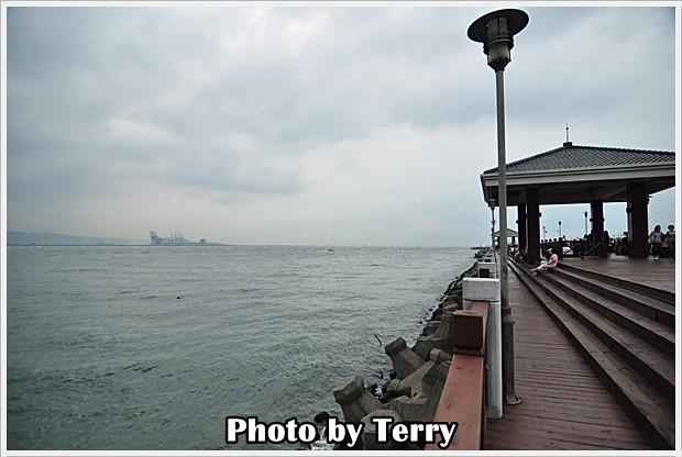 淡水走到漁人碼頭 (14)
