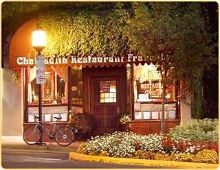 Chateaulin Restaurant in Ashland Oregon by janeteastman74