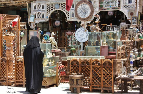 Souq Waqif, Doha, Qatar. by jemasmith, on Flickr