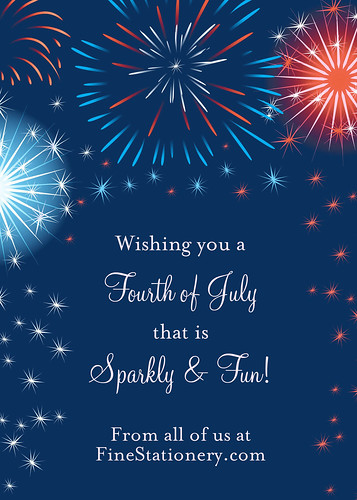 Fourth of July Message