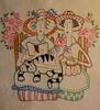 Um bordadinho colorido para alegrar os ânimos .... (soniapatch) Tags: embroidery bordado