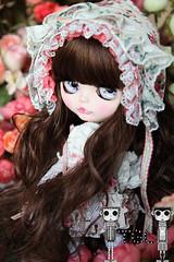Custom Blythe_Secret Garden