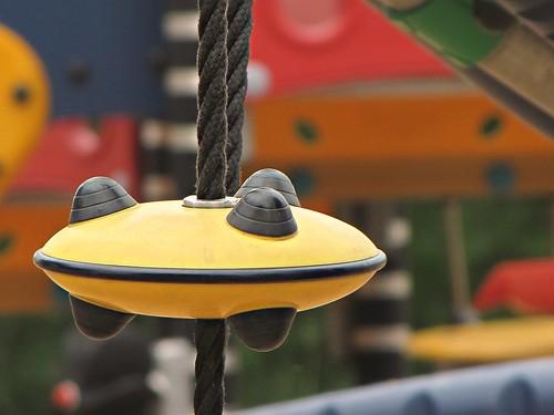6-28-10 On The Playground