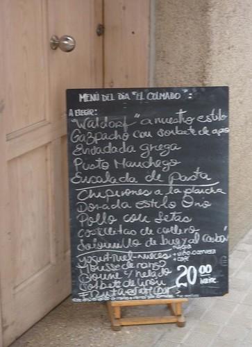 Colmado, Pamplona