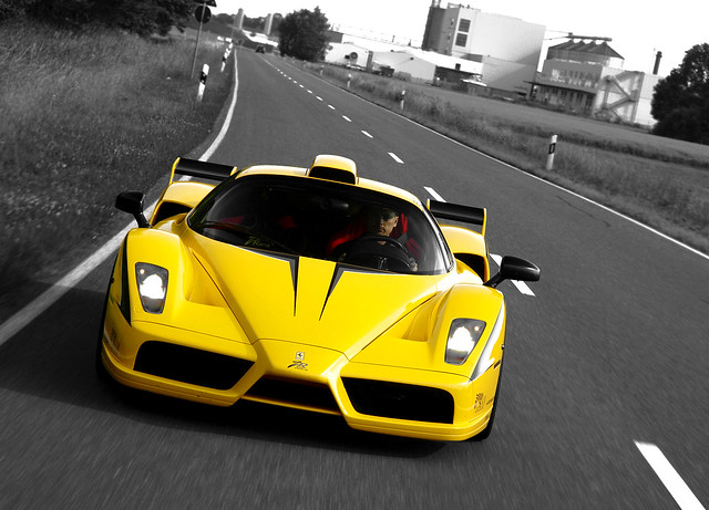 Enzo XX Evolution
