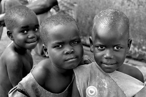 Acholi Children