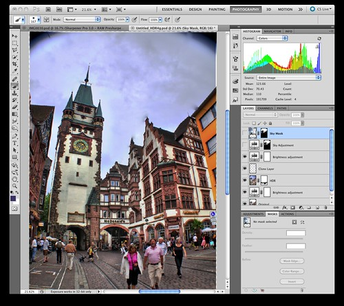 Freiburg Photo Walk