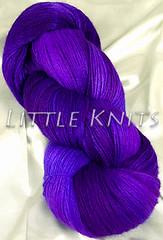 Flutterby in Violets