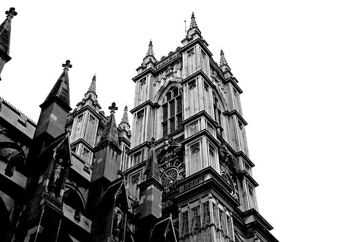 High Key Abbey - Westminster Abbey