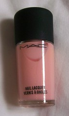 MAC Seasonal Peach Lacquer Cremesheen collection