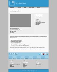 Charles - Portfolio Page (Individual)